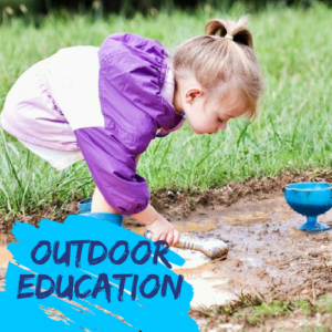 Percorsi formativi su outdoor education